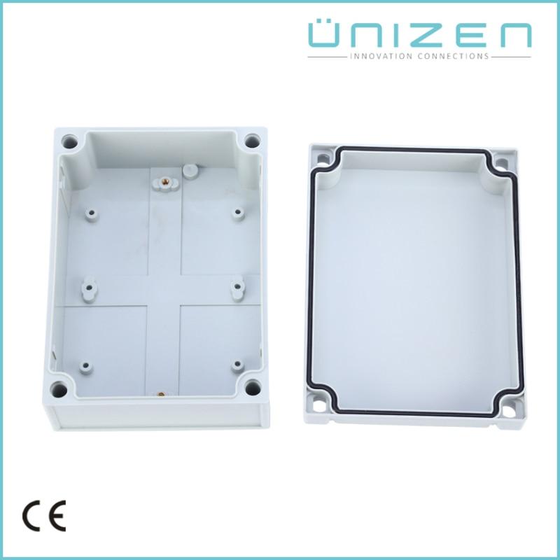 UNIZEN AG-1712 Waterproof Plastic Enclosure Box Electronic Project Instrument Case Outdoor Junction Box 175x125x75mm все цены