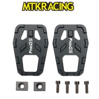 MTKRACING For BMW F700GS F 700GS f700gs All Year Motorcycle Billet Footrest Wide Pedals Pedal Rest Footpegs