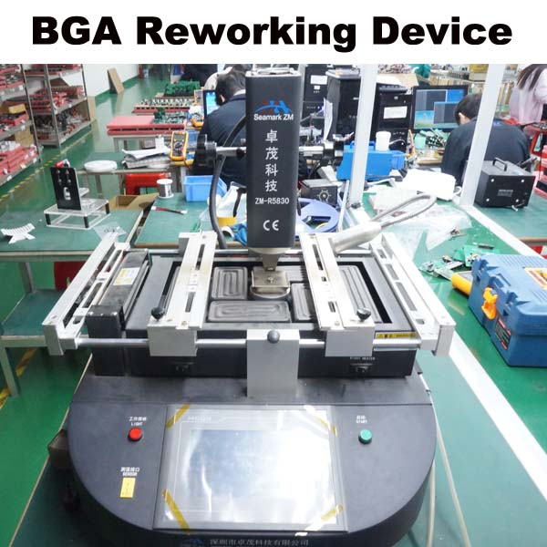 BGA Reworking Device