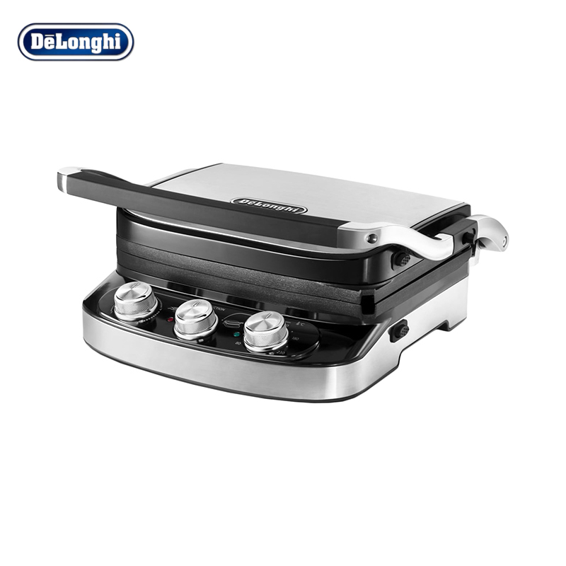 Фото - Electric grill DeLonghi CGH912 . commercial electric japanese takoyaki grill octopus fish ball maker iron baker