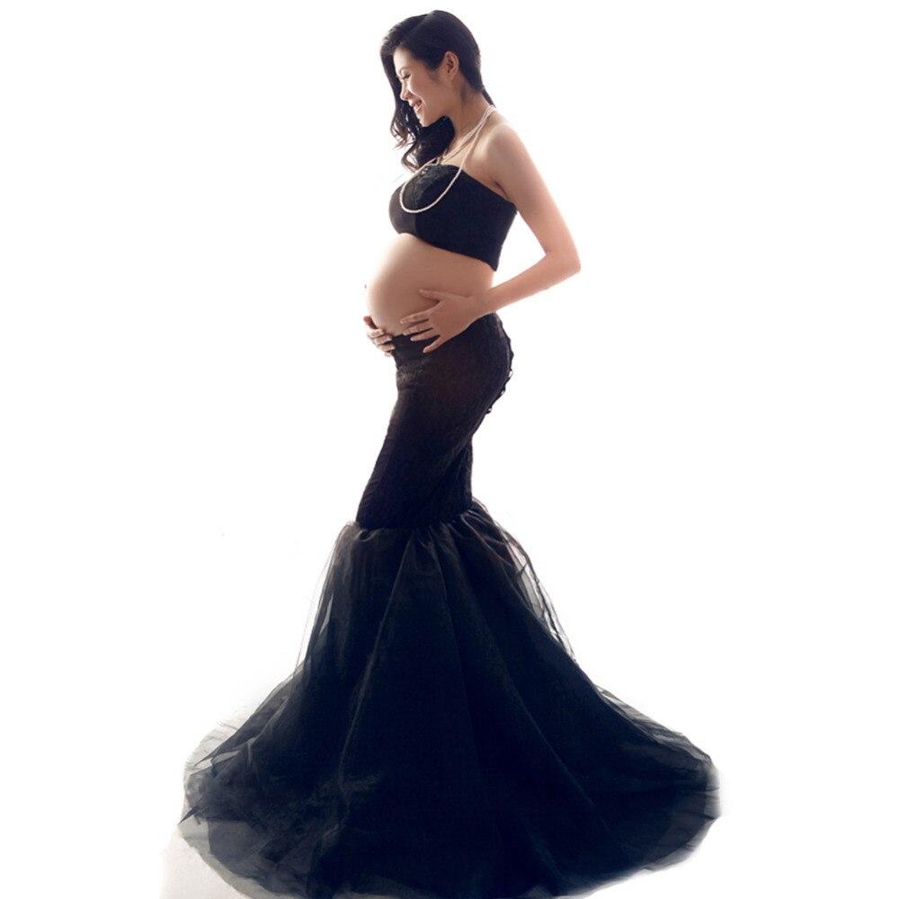 Сексуальные Беременные Для женщин фотографические одежда Средства ухода за кожей для будущих мам фотосессии реквизит для беременных Для ж... ...