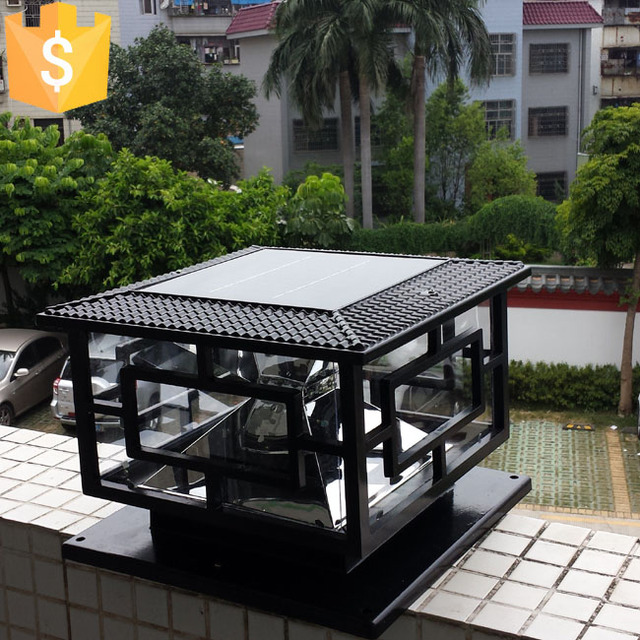 Aliexpress.com : Buy New arrival Solar Pillar Lamp LED Solar Garden Light Outdoor Garden