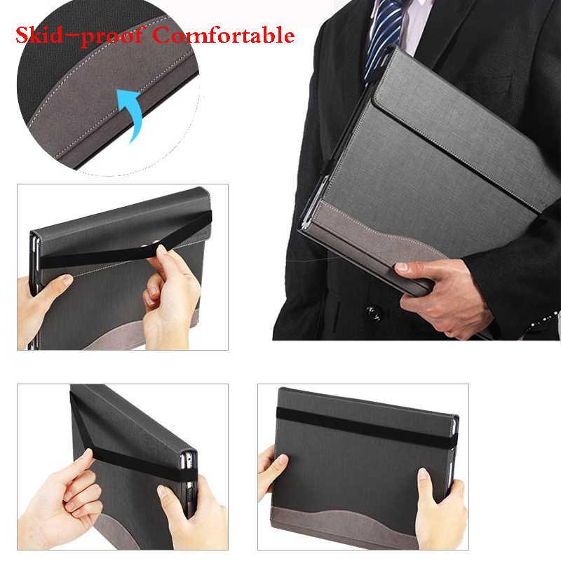 Boîtier de support d'ordinateur portable détachable pour Microsoft Surface Book 2 13.5 15 pouces housse de tablette couverture de conception fendue pour Surface Book 2