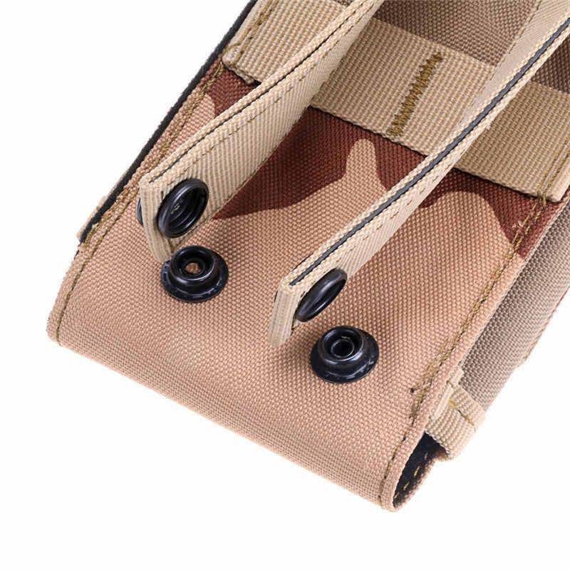 ل Blackview BV5800 BV6800 BV8800 BV9500 BV9600 BV9700 برو في الهواء الطلق العالمي التكتيكية الهاتف الحقيبة حزام هوك الحافظة الخصر