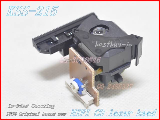 100% brand new original Pick-up KSS-215 KSS215  laser head
