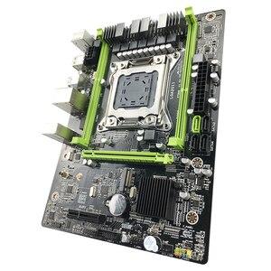 Image 2 - Kllisre X79 motherboard set with Xeon E5 2640 LGA 2011 support DDR3 ECC REG memory ATX USB3.0 SATA3 PCI E NVME M.2 SSD