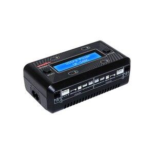 Image 3 - Emax Ultra UP S4AC 4x7W 1S LiPO/LiHV/NiMH/NiCd cargador de batería apoyo Micro MX mCPX JST para RC Plnae Dron de carrera FPV