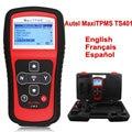 Autel TPMS Диагностическое и Service Tool MaxiTPMS TS401 Особенности Беспрецедентную Датчик Шин AUTEL TS 401 DHL Бесплатная Доставка