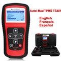 Autel TPMS de Diagnóstico y Herramienta de Servicio MaxiTPMS TS401 Características Incomparables de Neumáticos Sensor AUTEL TS 401 Envío Libre de DHL