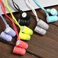 Frete grátis nova stereo 3.5mm jack do fone de ouvido fone de ouvido para xiaomi m2 m5 samsung iphone 5 6 7 mp3 mp4 com controle remoto e MIC