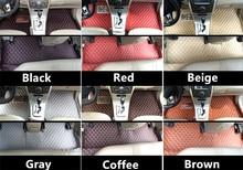 Для Mercedes-Benz V класса метрис валенте w447 2014 2015 2016 2017 2018 Интимные аксессуары подкладке кожаный пол Ковры автомобиля стопы Коврики