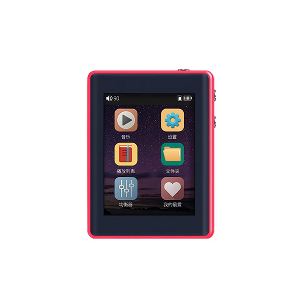 Waypod D6 ESS9118 DAC Portable Lossless Music Player Mini Hi Res HIFI DAP MP3 DSD128 DSD256