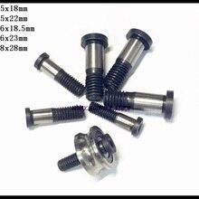 5 шт./лот винтовые болты для серии SG SG15 SG20 SG25 SG66 высокоточные роликовые подшипники бренд