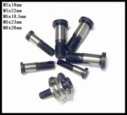 5pcs/Lot Screw Bolts For SG series of SG15 SG20 SG25 SG66 High-Precision Roller Bearings Brand New