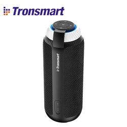 Tronsmart Element T6 Bluetooth Lautsprecher Spalte Tragbare Lautsprecher Subwoofer 25W mit 360 Stereo Sound Lautsprecher für computer