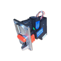 New Design TW700 Alloy plate CPU Coin Comparable Selector for arcade game machine vending machine claw crane machine