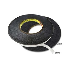 Black Double Sided Sticky Tape For smartphone Tablet Camera