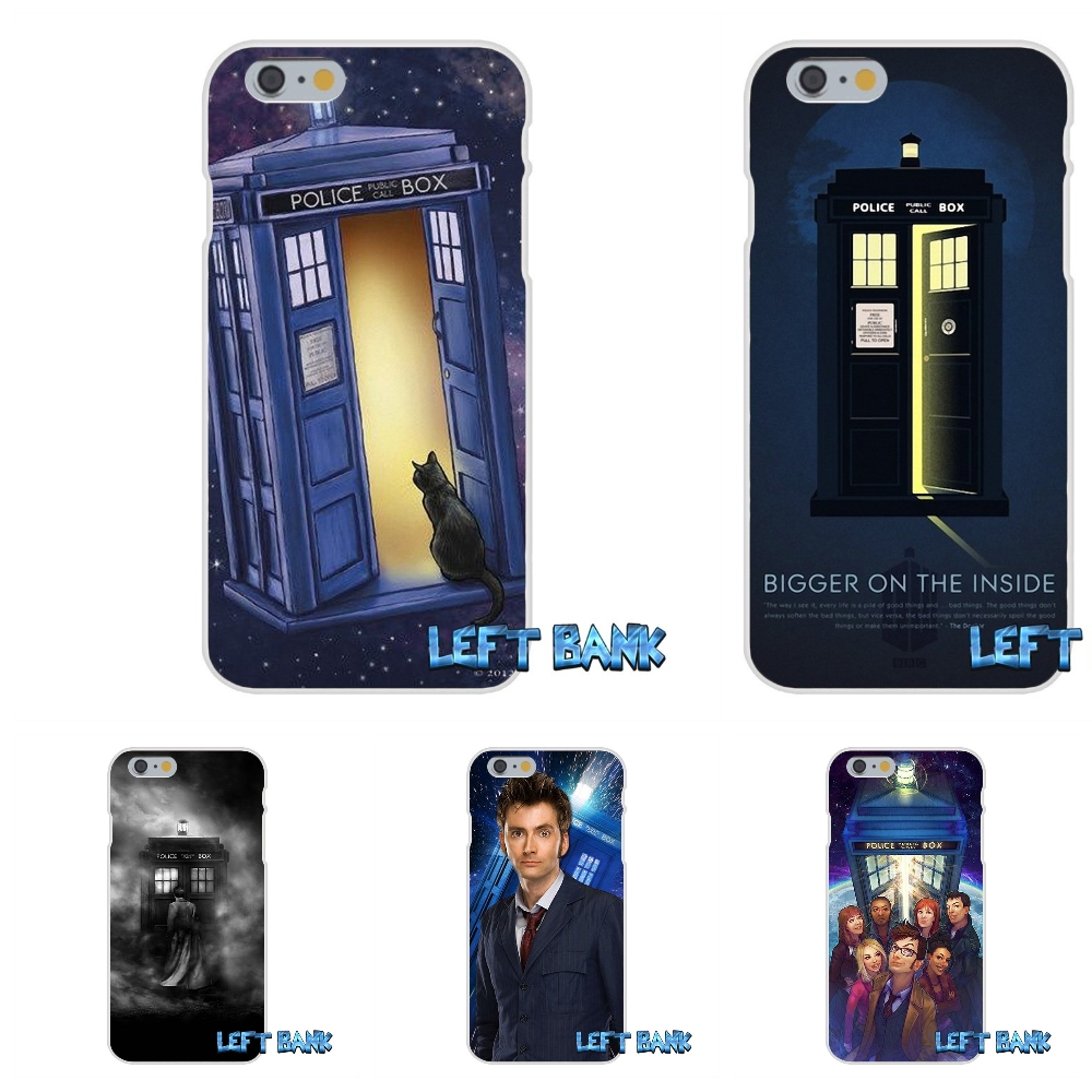 Doctor Who Silicon Soft Phone Case For Huawei G7 G8 P8 P9 Lite Honor 5X 5C 6X Mate 7 8 9 Y3 Y5 Y6 II