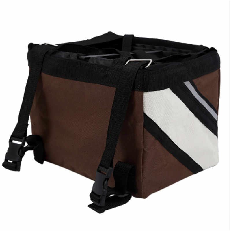 Домашние животные Go Out сумки Pet велосипед съемная корзина кошка собака велосипедная сумка несущей сиденье сумка для маленьких товары собак дорожные аксессуары сумка переноска для кошек сумка переноска для собак