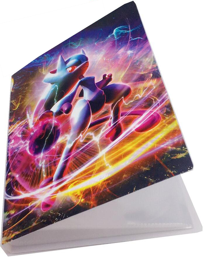 8 Style Board Game Album For Pokemon Cards 112 Playing Cards Holder Suitable For 6388mm Cards Board Game