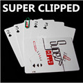 Super Clipped - magic trick,card magic,classic toys,magic prop,gimmick