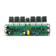 1pcs L15 FET 150W 300W 600W Mono Assembled Power Amplifier Board w/ IRFP240 IRFP9240 by LJM