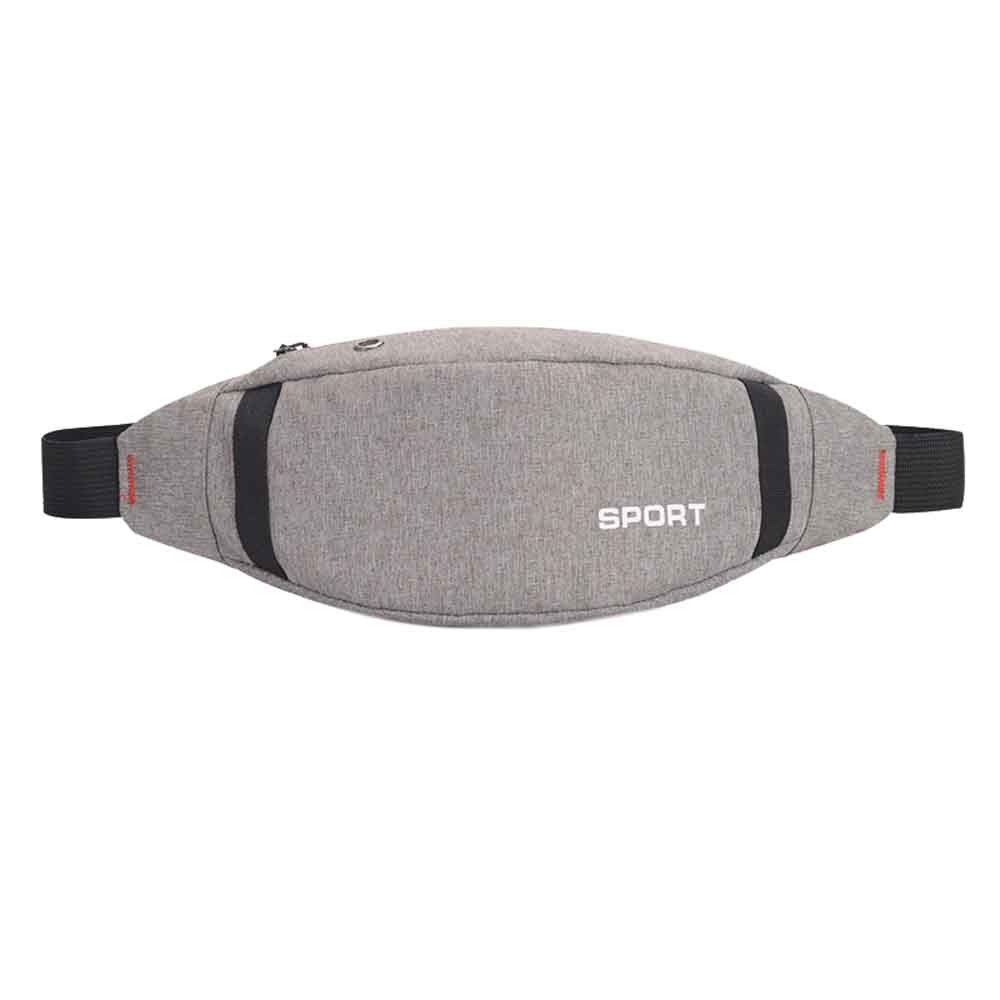 Adaptable 2019 Nieuwe Mode Unisex Casual Sport Headset Purse Nylon Borst Pakket Messenger Bag Tiener Casual Bolsa Feminina Waterdicht, Schokbestendig En Antimagnetisch