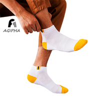 New Spring Boat Socks With Breathable Net Structures And Casual Wholesale Summer Short Boot Men Socks