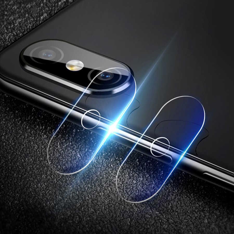 Ống Kính máy ảnh Phim Cho XiaoMi Pocophone F1 Mềm Máy Ảnh Ống Kính Tempered Glass Bảo Vệ Màn Hình Redmi Note5 Note6 Pro 6 6A 6Pro 5 Cộng Với