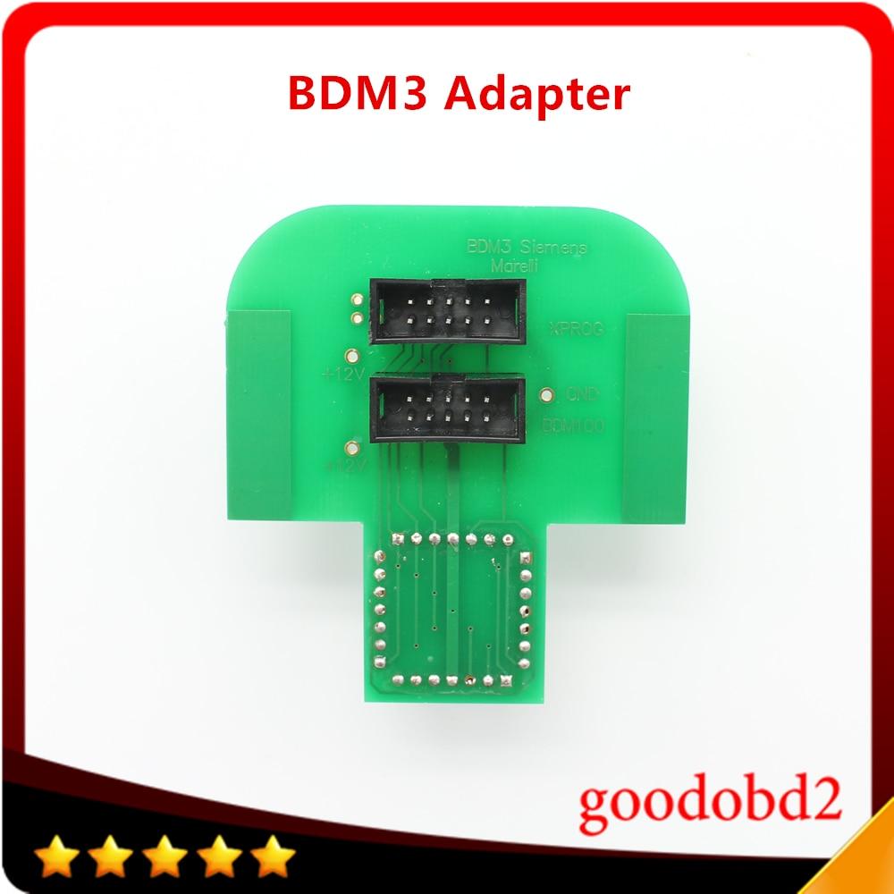 Professional BDM3 Adapter for BDM and Xprog Universial OBD ECU Programmer  BDM1 BDM2 BDM3 Spring Adapters for BDM frame