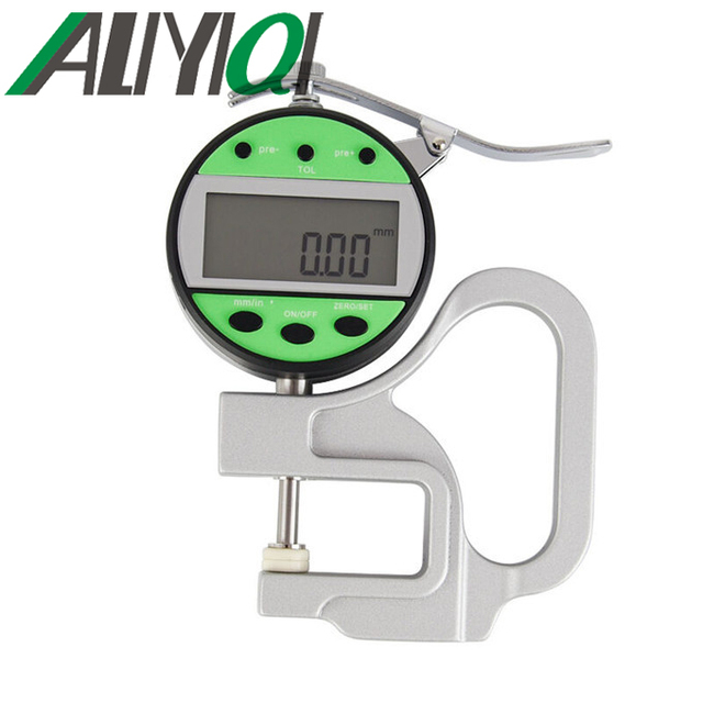 0 25mm 001mm depth 120mm digital thickness gauge for jewelry 0 25mm 001mm depth 120mm digital thickness gauge for jewelry leather fabric wire paper keyboard keysfo Image collections