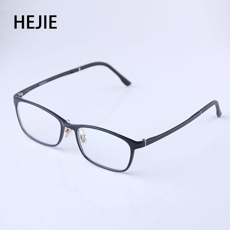 HEJIE Unisex kiváló minőségű ULTEM keret nélküli forma belső multifókuszos progresszív olvasószemüveg közepén, közel 3 látnivalóhoz Y1321-1