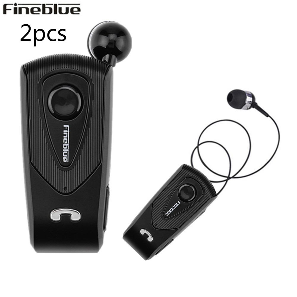 2PCS Fineblue F930 Wireless Earphones Auriculares Driver Handsfree Bluetooth Headset For Phone