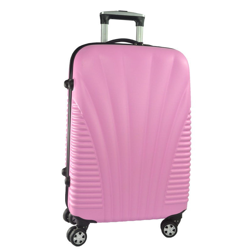 28-inch ABS material luggage pull rod box spot luggage check box ...