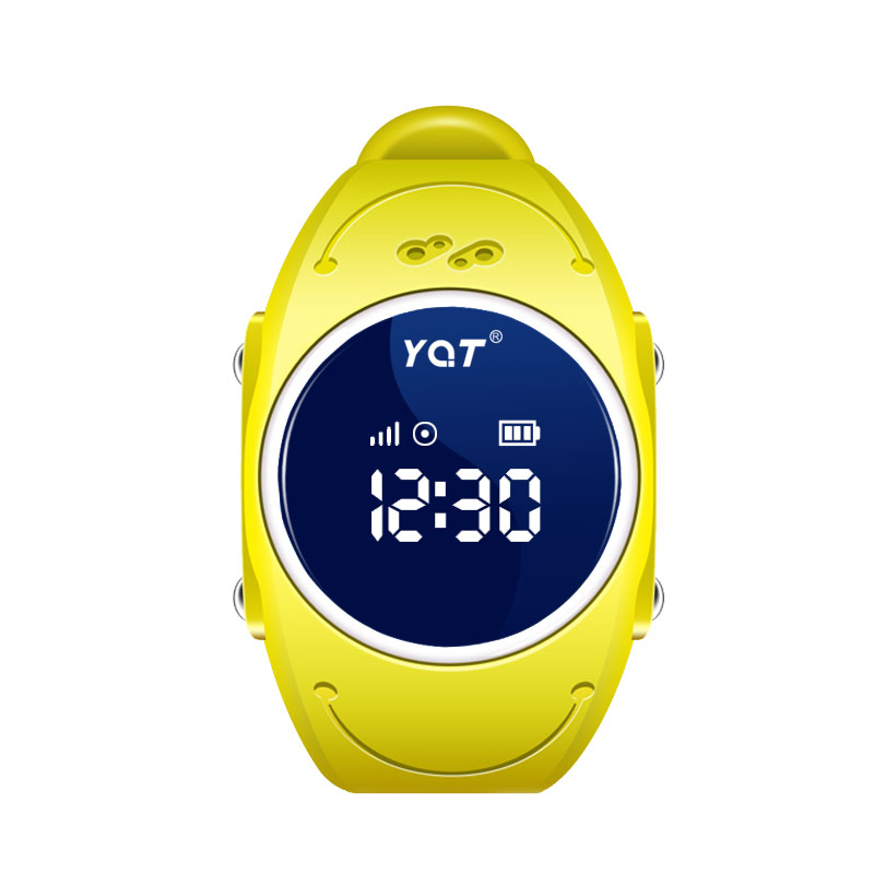 voice monitor pedometer lbs gps wifi location waterproof IP68 gps font b watch b font for