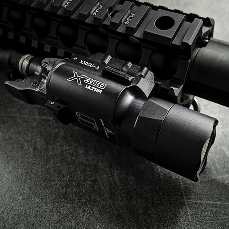 Element Tactical Light SF X300 Ultra LED Weapon Light For Hunting Riflescope Night Vision hot sale new tactical flashlight x300 ultra led weapon light for hunting for shooting cl15 0040