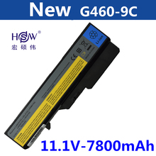 Laptop Battery For LENOVO IdeaPad G460 G465 G470 G475 G560 G565 G570 G575 G770 Z460 V370 V470 V570 L09M6Y02 L10M6F21 LO9L6Y02 все цены