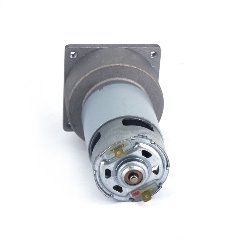 ZGA60FM G DC geared motor 12V24V high torque CW CCW can speed in DC Motor from Home Improvement