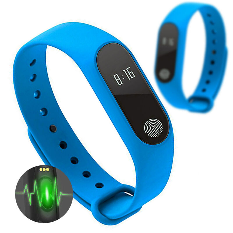 DTNO.I mi band 2 M2 Smart Bracelet Heart Rate Monitor Bluetooth Smartband Health Fitness Tracker SmartBand Wristband 8