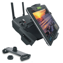 DJI Mavic Pro Accessories Tablet Phone Holder Stretch Bracket Remote Controller Bracket Clip for DJI Mavic Pro Transmitter Mount