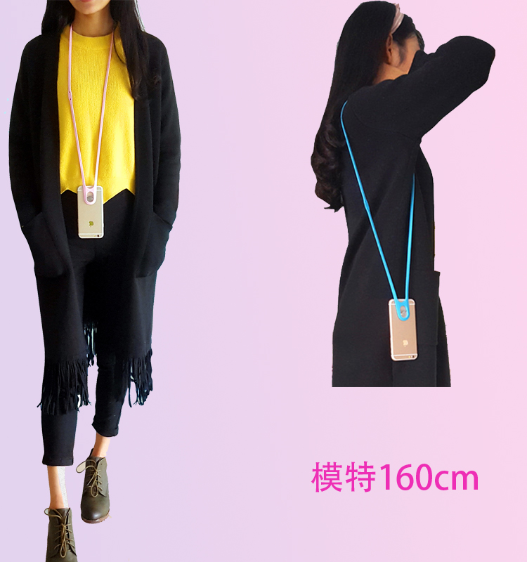 Image 5 - 100PCS High quality Universal mobile phone lanyard neck strap for samsung/huawei/xiaomi smartphone-in Mobile Phone Straps from Cellphones & Telecommunications
