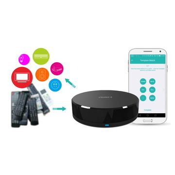 IOT ZigBee Gateway  Mini Host Smart Home Remote Control WiFi+IR+RF+4G APP Voice Controller