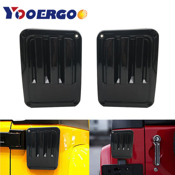 LED Turn Signal EU / US Tail Reverse Lamp For Jeep Wrangler JK LED Tail Light With Brake Turning Reverse light