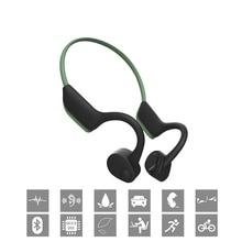 Bluetooth 5.0 S.Wear J20 Wireless Headphone Bone Conduction Earphone Outdoor Hands Free Sport Headset w/ Mic Upgrade Z8 Headsets