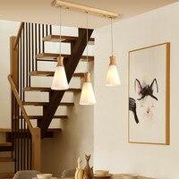 Pendant Lights Three Head Dining Table Light Modern Nordic A1 Style Originality LED Lamps LU6281 ZL106