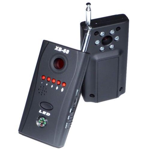 bilder für Vollständige Palette Anti Abhörgerät Anti-spion Kamera Drahtloser Rf-wanzen-detektor