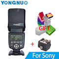 yongnuo yn560iv YN 560IV 2.4G Wireless Master & Group flash Speedlite For Sony a77 nex7 a900 a700 A850 +Converter As Pixel TF325