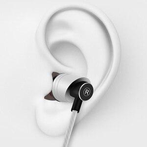 Image 2 - Słuchawki przewodowe 3.5mm dla wszystkich smartfonów Huawei Honor 10 10i sport słuchawki douszne słuchawki Fone De Ouvido z mikrofonem słuchawki