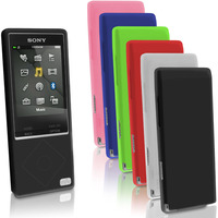 Silicone Skin Rubber Case For Sony MP3 Music Player Walkman NWZ A15 A17 16G 64G Cover