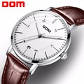 DOM автоматические часы мужские  стильные  модные  повседневные  водонепроницаемые  с календарем  автоматический каркас  механические часы м...
